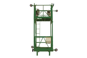ZLT600 Double Layer Suspended platform for Elevator Installation